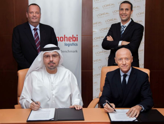 L'Oreal ME partners with Mohebi Logistics to drive efficiency in the Gulf region