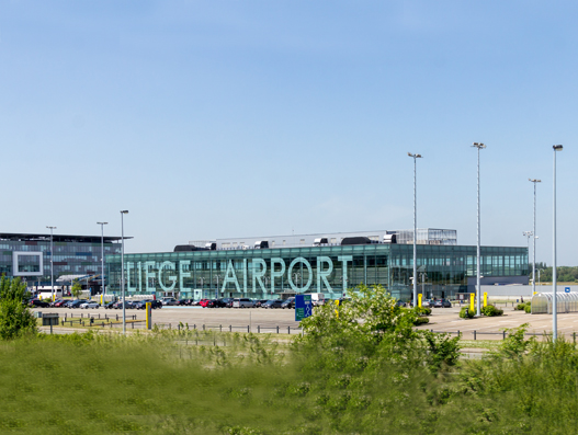 Liege Airport to invest 4 million euro to build new cargo hall