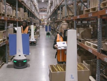 DHL Supply Chain to expand collaboration with Locus Robotics