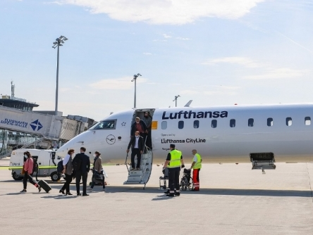 Lufthansa to resume flights from Leipzig/Halle Airport to Frankfurt