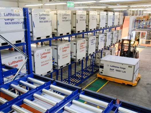 Lufthansa Cargo to expand its Cool Center