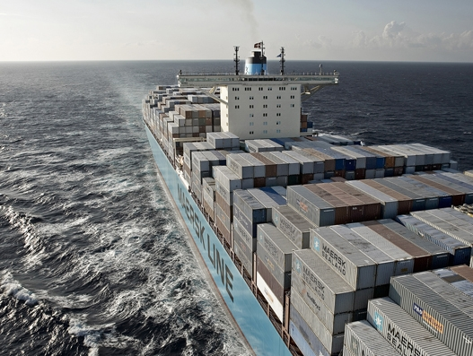 Shipping giant Maersk Line goes digital