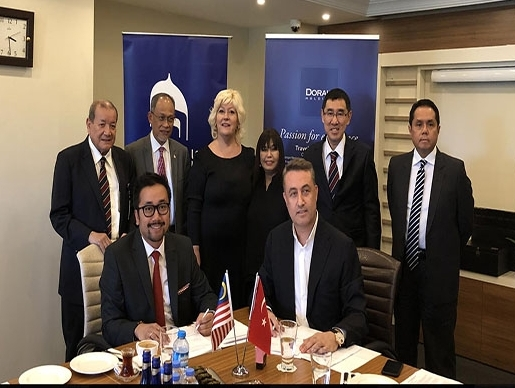 Malaysia Airlines signs agreement with Dorak Holdings