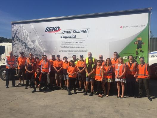 SEKO acquires majority stake in Omni-Channel Logistics