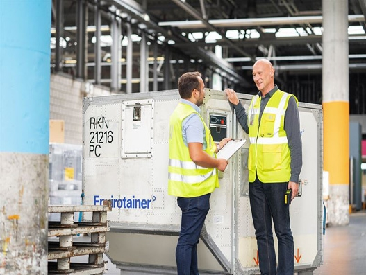 Munich's first GDP pharma certificate awarded to Cargogate