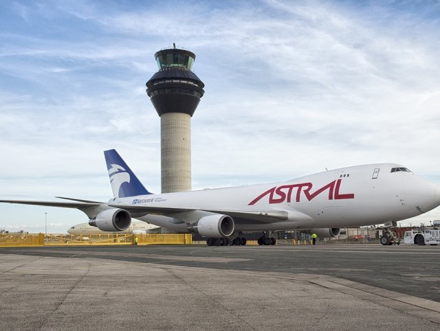 Network Airline extends B747-400F contract with TAAG Angola
