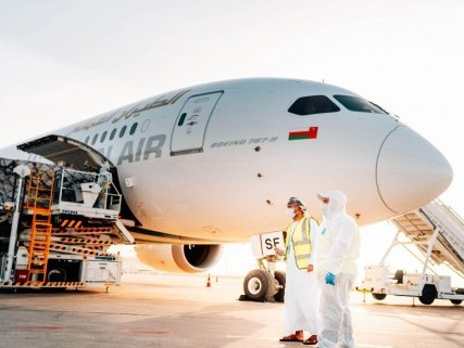 Oman Air launches 'Cargolift' flights to India to ferry medical aid