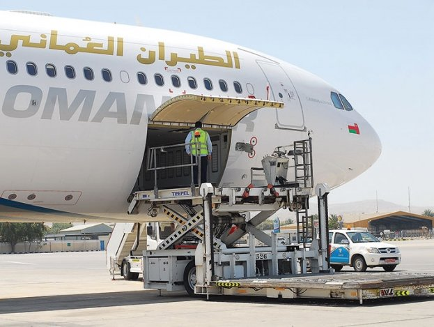 Oman Air's e-cargo solutions will be taken care by CHAMP