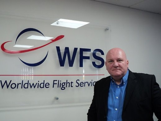 WFS promotes Paul Carmody to MD of its cargo operations in the UK