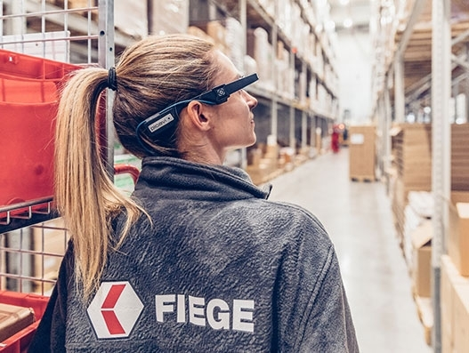 Fiege orders more smart glasses from Picavi