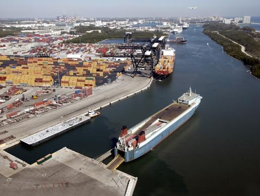 Port Everglades to buy three new cargo cranes for $41.4 million