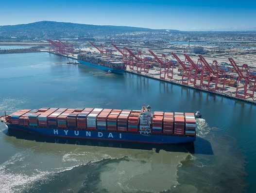 Port of Long Beach sees boost in cargo volume in April