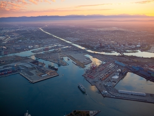 Port of Long Beach approves Toyota's green terminal plan