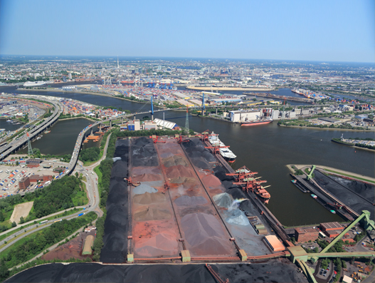 Port of Hamburg sees throughput volume growth of 0.3 percent in the first three quarters of 2016
