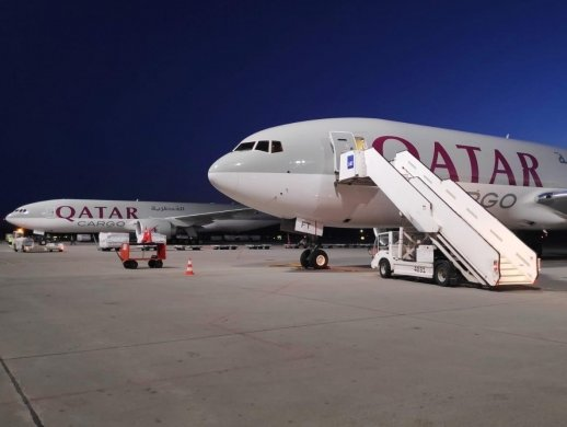 Qatar increases freight capacity to/from Scandinavia
