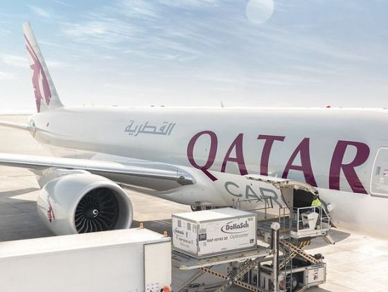 Qatar partners with Airlink; delivers relief supplies to impacted regions