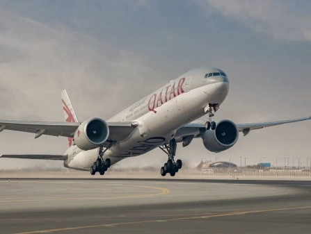 Qatar Airways launches flights to Seattle operating the Boeing 777