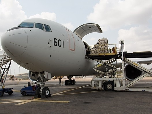 Global air freight demand up 5.9 percent in October: IATA