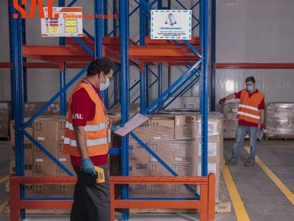 SAL's KFIA Cargo Village pharma facilities now operational