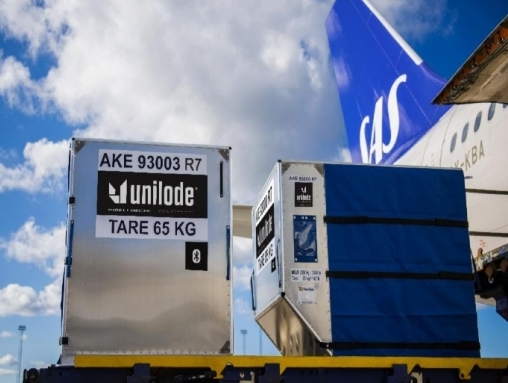 SAS Cargo extends ULD management partnership with Unilode until 2026