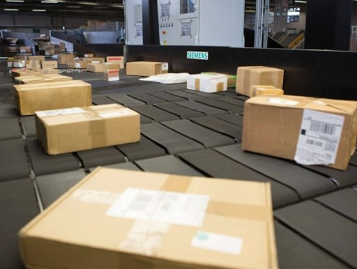 Siemens Logistics develops RUBUS for fully automated parcel unloading