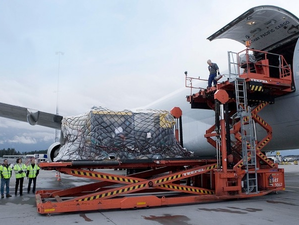 India the new destination  for air cargo