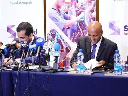 Sanad takes its MRO solutions to Africa, signs a deal with Ethiopian Airlines