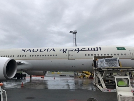 Saudia Cargo launches twice a week preighter service to Copenhagen