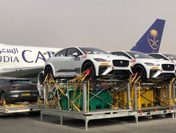 How Saudia Cargo transported 67 Formula-E cars from Europe to Saudi
