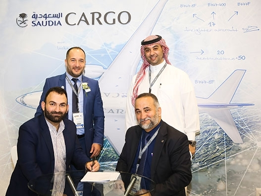Saudia Cargo signs new deal with Air Charter Service