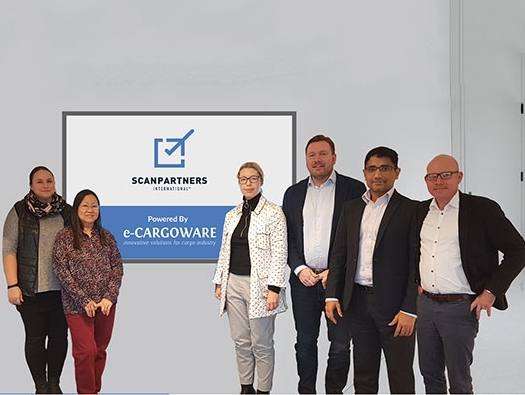 GSSA firm Scanpartners picks e-CARGOWARE to digitise its cargo operations