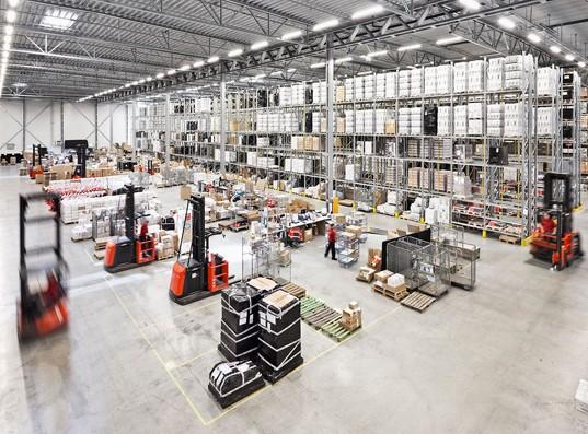 Schenker Jinbei unveils modern logistics hub in Shenyang