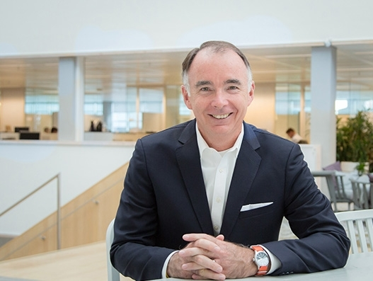Sean Healy is the new regional COO of FedEx Express Europe