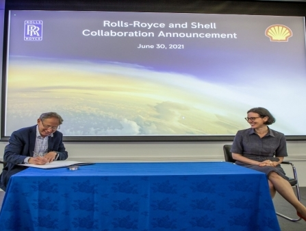 Shell, Rolls-Royce ink MoU to support decarbonisation of aviation sector