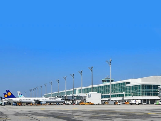 Siemens Logistics bags upgrade contract for  Terminal 2 at Munich Airport