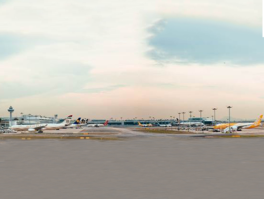 Singapore Changi Airport handles 183,300 tonnes of cargo in July