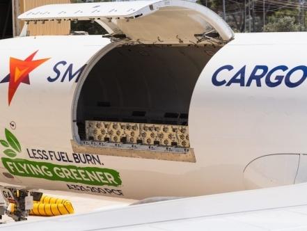 SmartLynx unveils first freighter aircraft registered in Malta