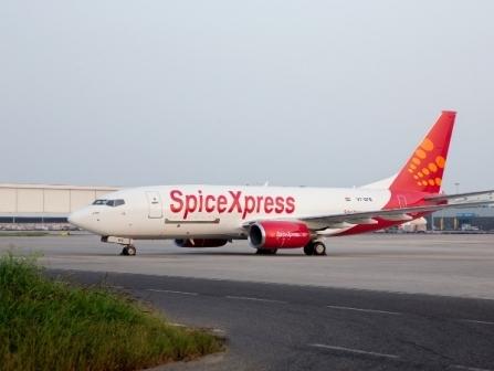 SpiceJet's maiden freighter flights to Jakarta, Kathmandu