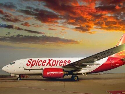 SpiceXpress' dedicated cargo service from Vizag & Chennai to Surat & Kolkata to help shrimp business