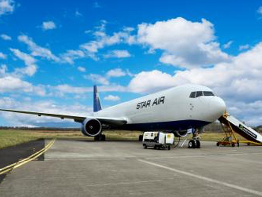 GECAS delivers 767-300ER freighter to Star Air