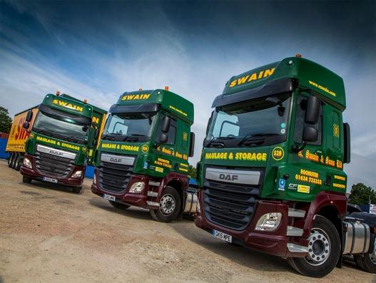 Swain launches new pan-European service