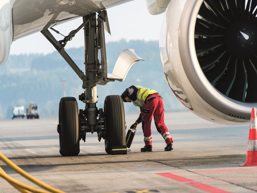 KLM and IndiGo name Swissport as their ground handler in the Middle East