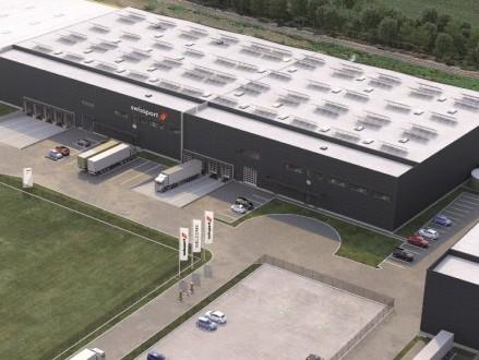 Swissport builds new air cargo terminal at Vienna Airport