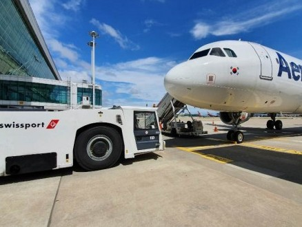 Aero K to use Swissport's ground services at Cheongju International Airport