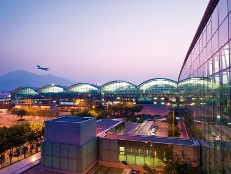 Hong Kong Airport registers strong cargo growth in July