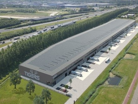 Tigers expands into new 50,000 m2 Rotterdam warehouse