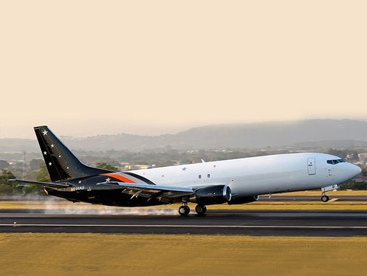 Titan Airways to introduce a second Boeing 737 – 400 Freighter from February 2019