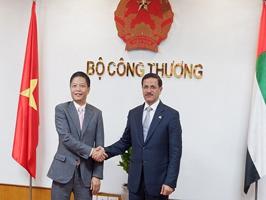 UAE to expand existing investments in Vietnam across new sectors