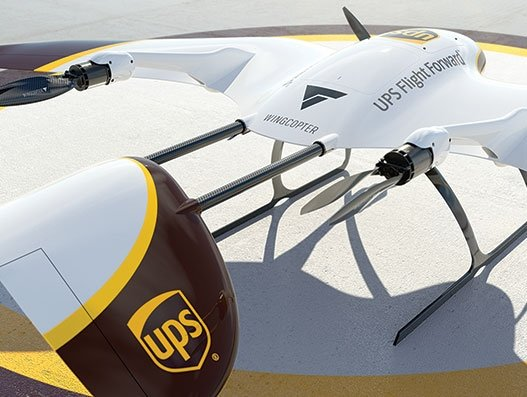UPS Flight Forward joins hands with Wingcopter to develop next-gen drone fleet