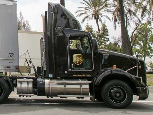 UPS signs RNG deals: alternative fuel to be 40% of UPS' total ground fuel by 2025